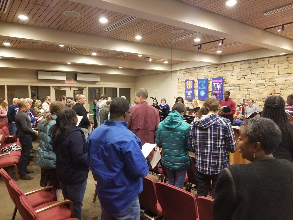 UAB choir 2